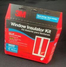 """3M Window Insulator Kit for ONE 6' 8"""" x 9' Patio Door Indoor Insulation New"""