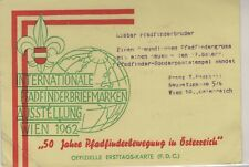 Austria 1964 Cover Special Postmark For Boy Scouts Pfadfinder