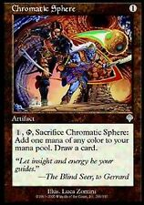 *MRM* ENG Sphère chromatique Chromatic Sphere MTG Invasion