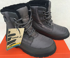 Kamik Baltimore W Waterproof Impermeable Insulated Winter Snow Boots Women's 6