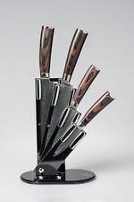 Bloque de cuchillos en Acero Damasco de gama alta - ND216A