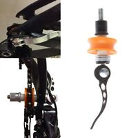 Bicycle Chain Keeper Fix Cleaning Tool Quick Release Protector Bike Wheel Holder