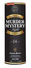 Juego de misterio de asesinato noche Kit tenga su propio partido