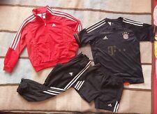 Bekleidungspaket JUNGEN Sport Anzug 4 tlg.Set gr.128, adidas