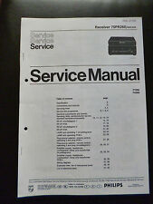 Service Manual  Philips Receiver 70FR260
