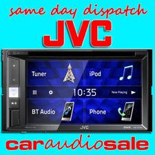 JVC KW-V250BT DOUBLE DIN CD DVD USB MP3 BLUETOOTH SPOTIFY CAR VAN TAXI STEREO