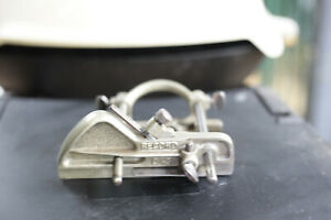 Vintage Record 043 Plough Plane. Made in England. Nice old tool