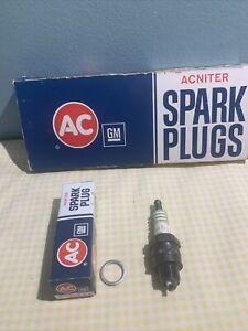 AC-Delco Spark Plugs, R44S, BOX SET OF 8, 5613866