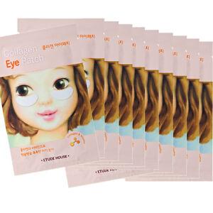 Etude House Collagen Eye Patch Korea Cosmetics 10 Sheets