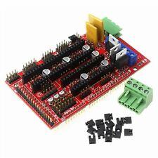 1X(Carte de commande de l'imprimante 3D Carte de controle RAMPS 1.4 Controle 2E