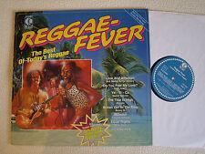 Specialmente-REGGAE-FEVER LP K-tel Records 1981 Bob Marley Peter Tosh Eddy Grant