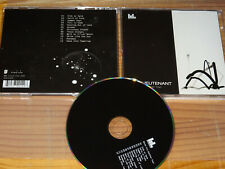 BAD LIEUTENANT - NEVER CRY ANOTHER TEAR / ALBUM-CD 2009