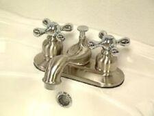 Satin Nickel Bathroom Sink Faucet  New KB607X