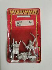 Warhammer fantasy Bretonen Bertrand der Brigand