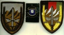Hq Us Army Afghanistan - Patches & Di Crest