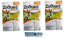 ZoGuard Plus Promika 4-22 Lb Kills Fleas and Ticks For Dogs 9 Month Supply