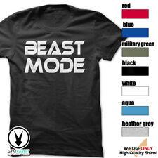 Beast Mode v2 - Gym Men's Bodybuilding T-shirt Bodybuilding & Fitness c27