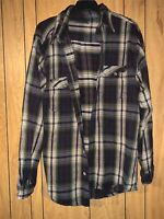 Field & Stream XLT thick flannel shirt