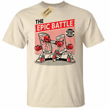 Epic Battle T-Shirt Mens mobile phone war iphone android