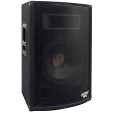 NEW Pyle PADH879 8'' 300 Watt 2-Way Speaker Cabinet Heavy Duty MDF Construction