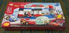 Lego Duplo Disney Cars The Pit Shop 5829 NEW