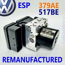 ✴REBUILT✴ 2009 09 GOLF GTI JETTA EOS ABS/ESP pump  1K0907379AE/1K0614517BE F1+