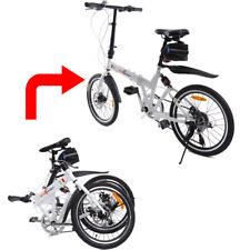 Bicicletta pieghevole da 20 pollici applicabile a bambini e adulti uso familiare