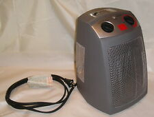 Nikko Ceramic Heater for Home & Office - 1500W - Fan Only & (3) Heater Levels