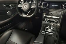 Mercedes-Benz OEM R172 SLK SLC Class 2012+ AMG Carbon Fiber Interior Trim Kit