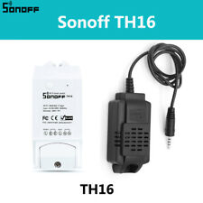 SONOFF TH16 Smart Home Wireless Temperature Humidity Thermostat & Si7021 Sensor