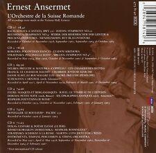 Ernest Ansermet - Decca Recordings 1953-1967 (2006)  6CD Box Set NEW  SPEEDYPOST