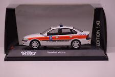 OPEL VAUXHALL VECTRA 1977 POLICE LANCASHIRE SCHUCO 1/43 NEUF EN BOITE