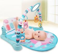 Gym Play Mat Piano Music Rugs Educational Toys for Baby Infant