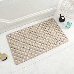 TPE Bathroom Non-slip Mat Bathroom Hydrophobic Floor Rug Shower Room Bathtub Mat
