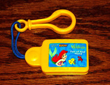 Disney Tune LITTLE MERMAID kid clips Part of Your World Lots of clips to choose
