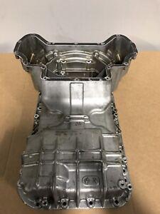 06-09 MERCEDES W209 CLK350 C350 E350 R350 LOWER ENGINE OIL PAN OEM 2720140802