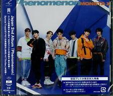 MONSTA X-PHENOMENON-JAPAN CD F81
