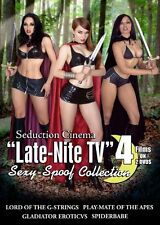 Seduction Cinema: Late-Nite TV - Sexy-Spoof Collection (DVD)
