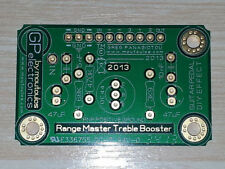 Guitar Pedal Effect Treble Booster RangeMaster DIY PCB Replica by moutoulos ™