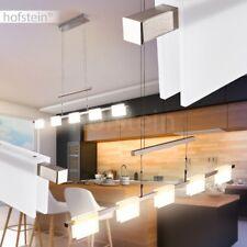 LED Lámpara colgante adjustable regulable salón comedor entrada vestíbulo porche