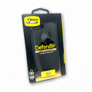 New Otterbox Defender Case For iPhone 8 iPhone 7 iPhone SE 2nd Gen 2020 Black