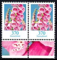 3501 postfrisch Paar waagerecht Rand unten BRD Bund Deutschland Briefmarke 2019