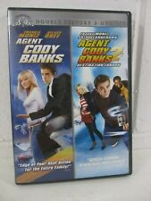 2 Agent Cody Banks Movies on One DVD - 1 & 2