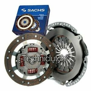 SACHS 2 PART CLUTCH KIT FOR FORD FOCUS HATCHBACK 1.4 16V