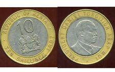 KENYA   10 shilling  1997