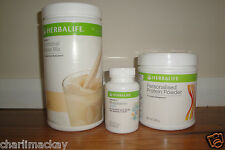 Herbalife Protein Plus Starter Programme YOU CHOOSE F1 FLAVOUR EXP FROM: 11/18