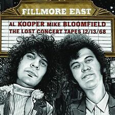 Bloomfield, Mike : Fillmore East: The Lost Concert Tapes 12 CD