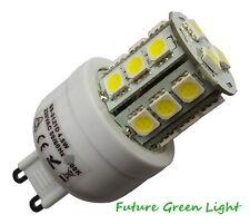 G9 21 SMD LED 240V 4.5W 230LM WARM WHITE BULB ~45W