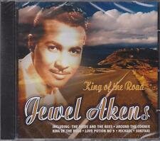 JEWEL AKENS - KING OF THE ROAD on CD - NEW -