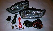 Acura TL 2004-2008 Fog Light JDM/ Honda Accord 2003-2007 4 Drs/ W Wiring Kit